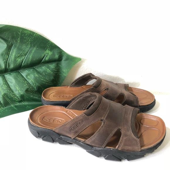 6c2903a150a0 Keen Other - KEEN Men s Daytona Sandals Slides Brown